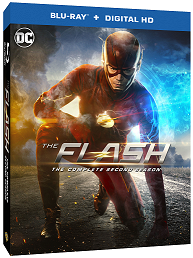 The FLASH: COmplete Second Season