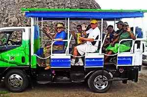 St Kitts Safari Tour