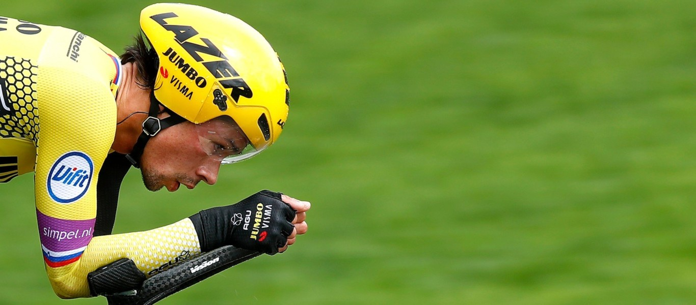 roglic wins giro time trial and other