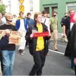 Þegar Ísland breyttist í alræðisríki: Li Peng, Jiang Zemin og Falun Gong