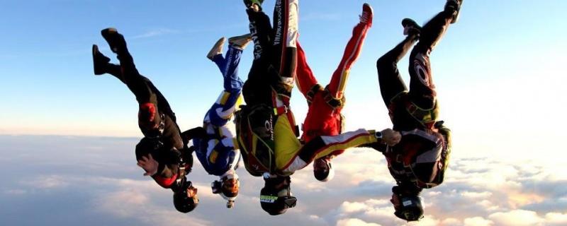 Samodzielne skoki spadochronowe w Hiszpanii i kursy po AFF
