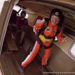 I Ania też już skacze sama! Foto z kursu AFF