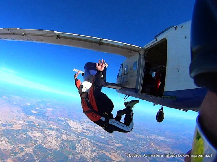 aff skydive course