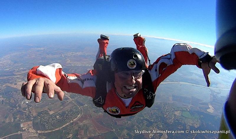 kurs spadochronowy #aff skydive.05