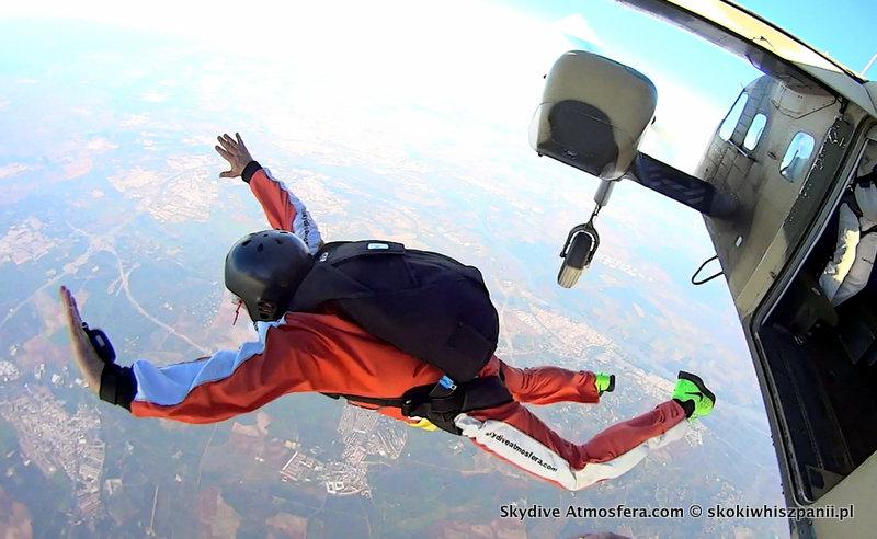 kurs spadochronowy #aff skydive.06
