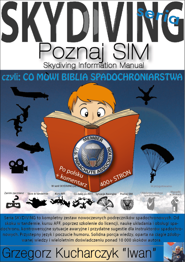 #skydiving information manual, #sim po polsku, #tlumaczenie sim, uspa sim,