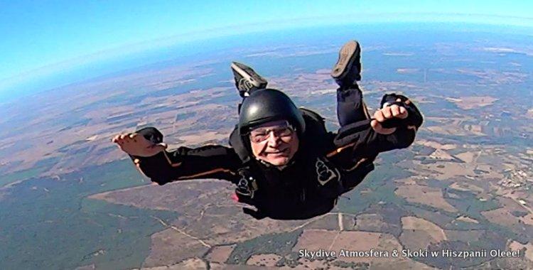 układanie spadochronu