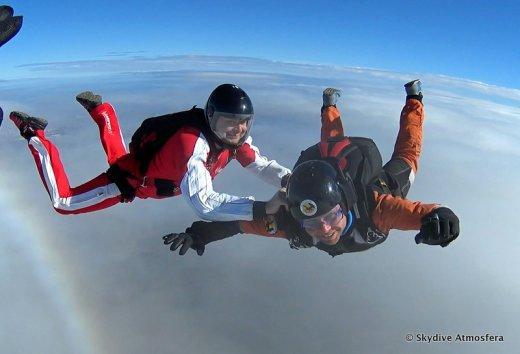 skoki spadochronowe w Hiszpanii