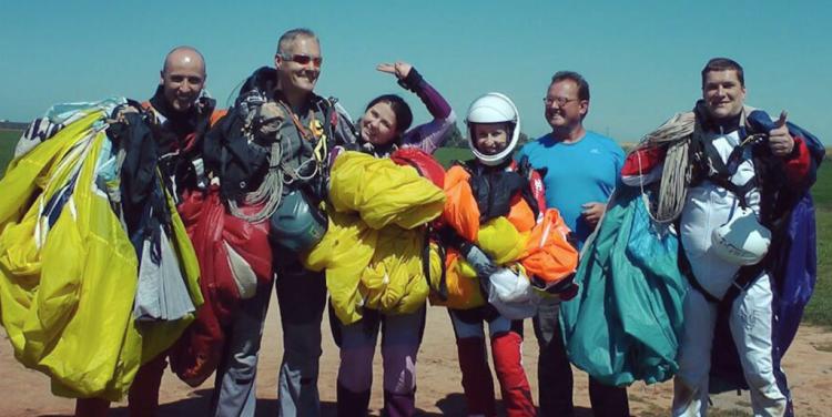 FS CAMP Skydive ATmosfera