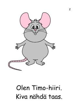 TIMO JA RUOKA