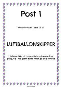 thumbnail of danskløb