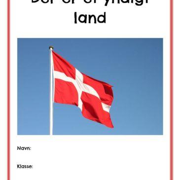 Der er et yndigt land – undervisningsforløb til dansk