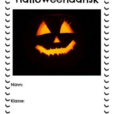 Halloweendansk