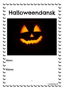 thumbnail of Halloweendansk