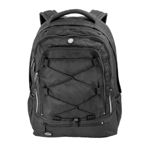 Skoletaske Jeva Survivor Black