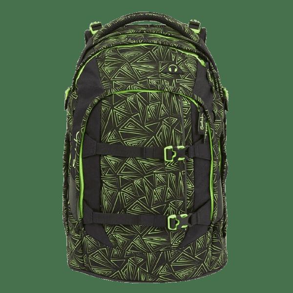Satch Skoletaske - Pack - Green Bermuda