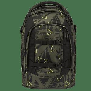 Satch Skoletaske - Pack - Geo Storm