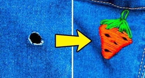 Матада тесік саңылауы қолмен мүмкін емес: тізе, диван немесе шұлықтарда