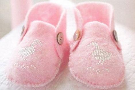 पूर्ण आकार में नवजात शिशु के लिए स्पार्मियों का पैटर्न: कैसे सिलाई करें