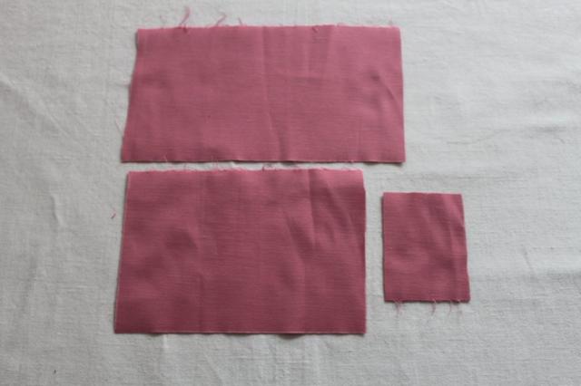 Busur kain: Cara membuat tangan Anda sendiri di atas gaun, kelas master