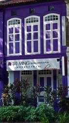 Purple Shop House