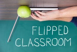 "The ""flipped classroom"" supports multiple styles of learning"