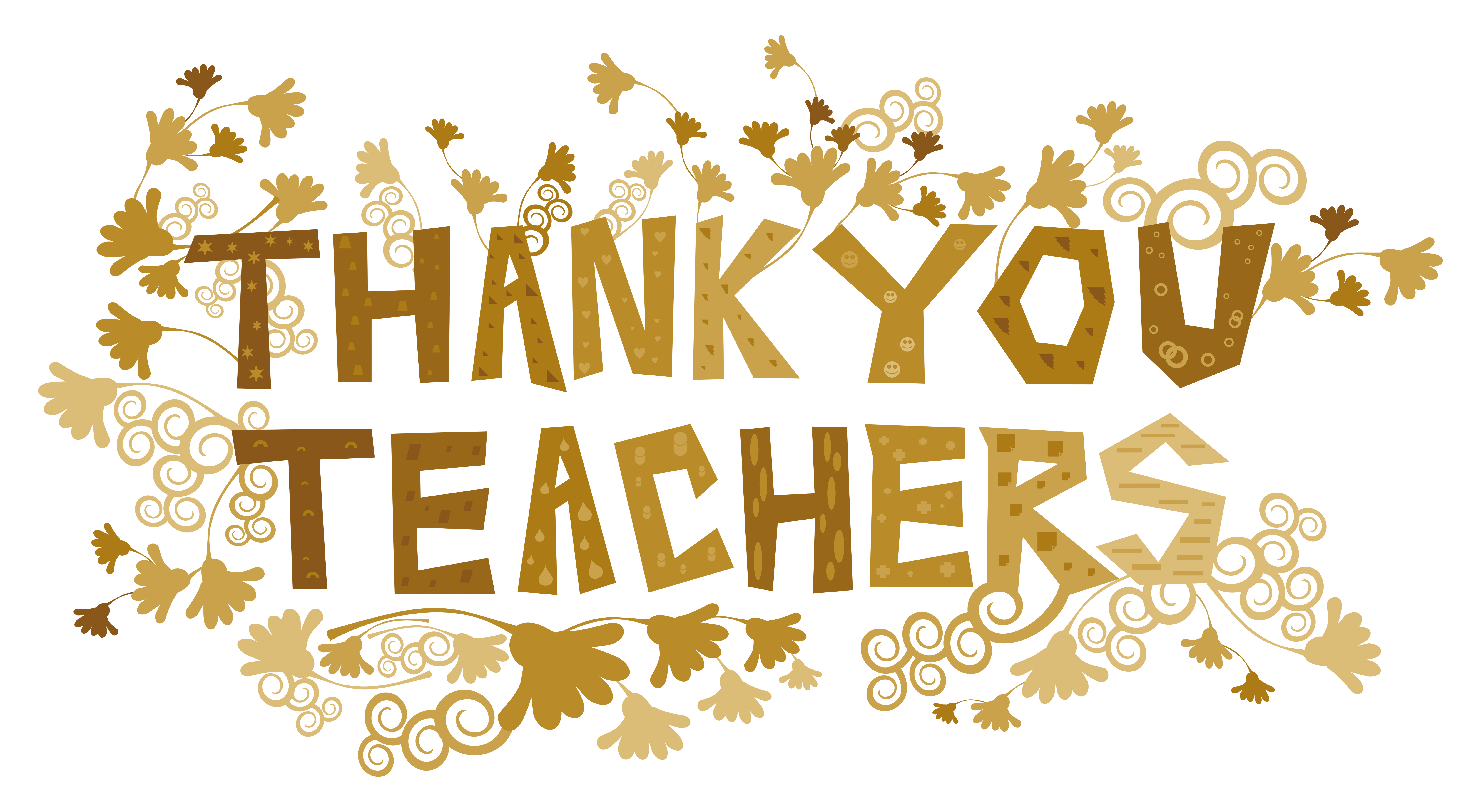 Show teachers and staff how much you appreciate them during Teacher Appreciation Week