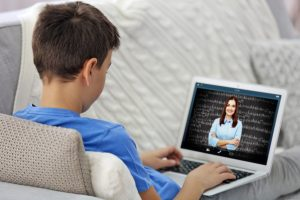 School Closures ― Remote Learning helps students to stay on track