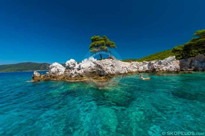 σκόπελος παραλία αμάραντος, Σκόπελος Παραλίες, SKOPELOS.COM