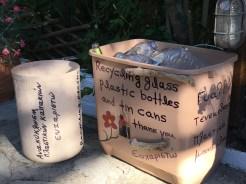 recycling in agnondas