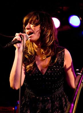 Nicole Atkins and the Black Sea