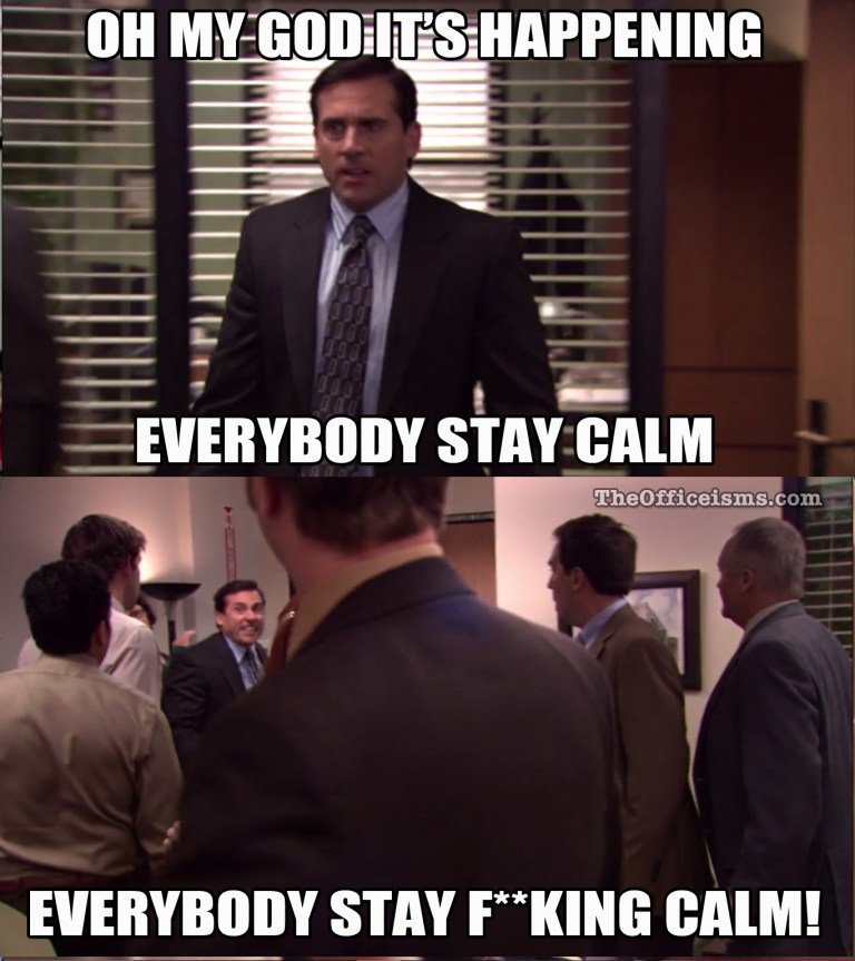 My Exchange Year In Memes From The Office Skopje Smiles