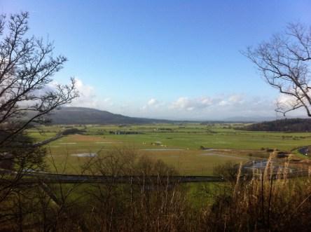 Stirlingissä säät ovat vaihdelleet laidasta laitaan.