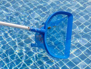 Taking Care Of Pool Business