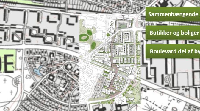 Lokalrådets indlæg om Skovlunde Bymidte