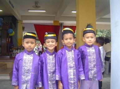 Majlis Graduasi Pra-Sekolah 2013