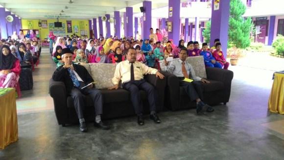 MTQ Zon 2 Machang; Majlis Perasmian