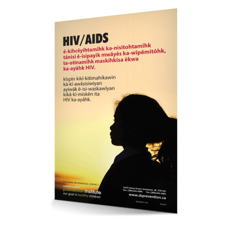 7-103: HIV/AIDS and Child Abuse - Cree Translation
