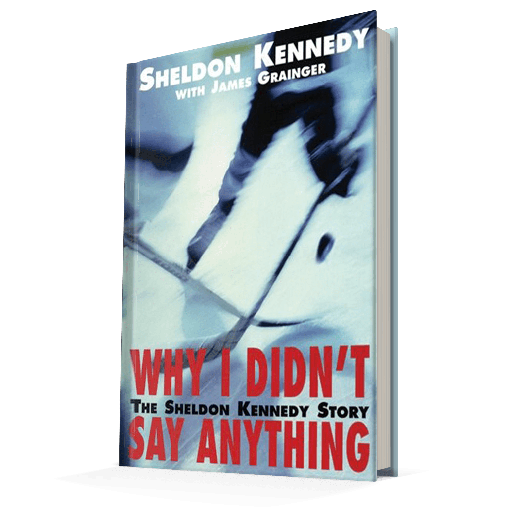 An evening with Sheldon Kennedy