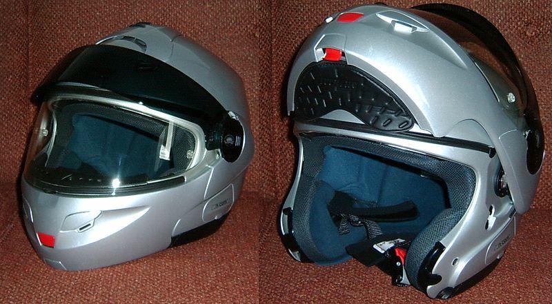 Types of Helmets