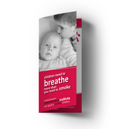 Children Need to Breathe More than you Need to Smoke