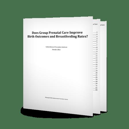 Group Prenatal Care Lit Review
