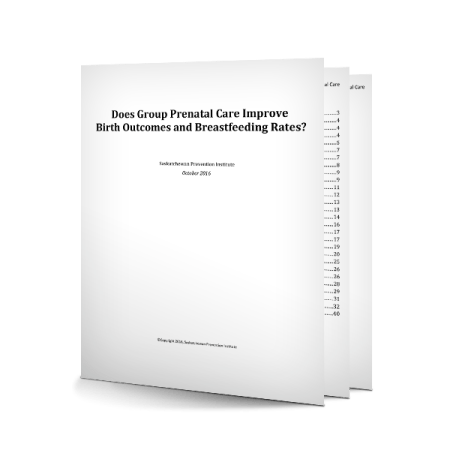 Group Prenatal Care Lit Review