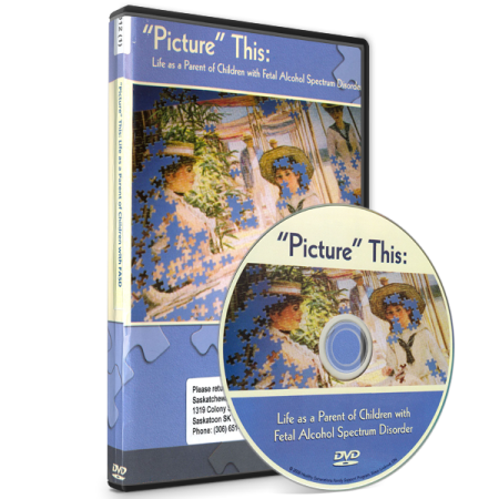 Picture This: Life as a Parent of Children with Fetal Alcohol Spectrum Disorder