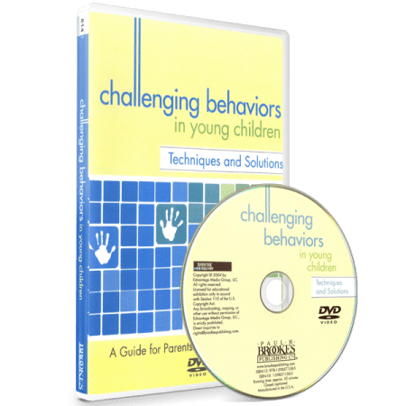 Challenging Behaviours in Young Children, Techniques and Solutions