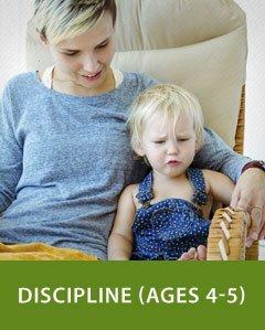 Discipline (Ages 4-5)