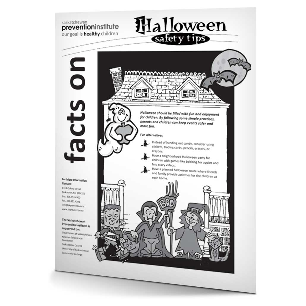 4-018: Halloween Safety