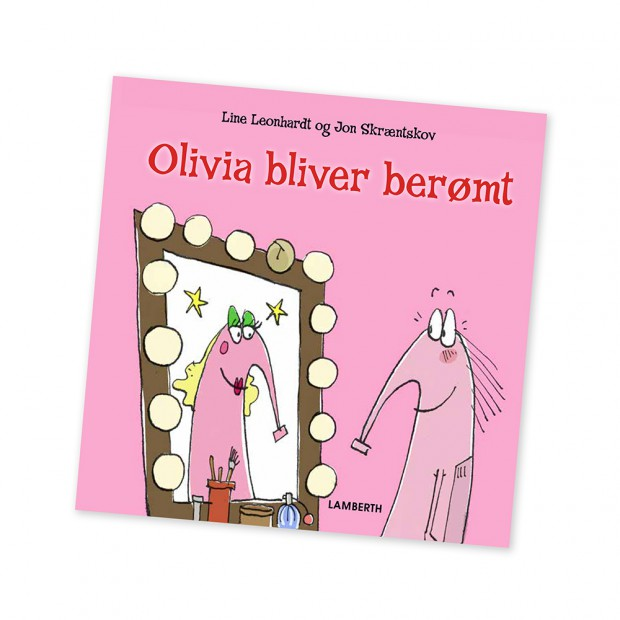 Olivia blir berømt