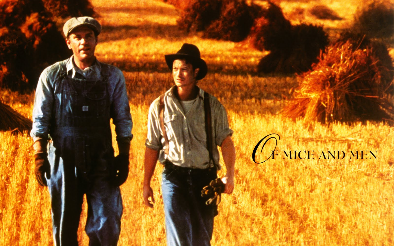George And Lennie