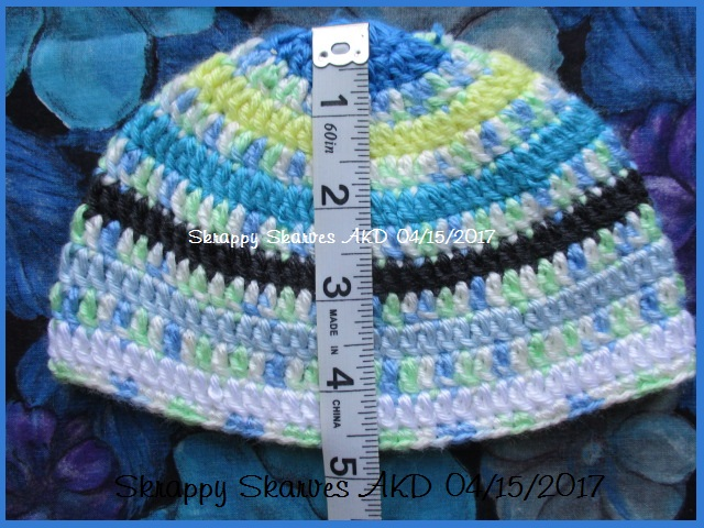 47b Simply soft Puppy print Beanie
